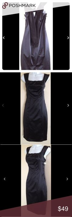 """💟New Listing💟The Limited sz 8 Cocktail Dress B11 The Limited Dress  Size 8  Would make a great gift for a loved one or special treat for yourself!  Lined  Great for special occasion!  Measurements while laying flat:  Shoulder to Shoulder 17""""  Armpit to Armpit 16 1/2""""  Length from Shoulder 39""""  Waist 15""""  Hips 18 1/2"""" The Limited Dresses"""