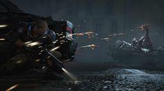 ZZZGamesBR: ZGB Start: Que milagre! Gears of War 4 tem lançame...