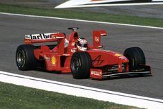 1998 Ferrari F300 (Michael Schumacher)