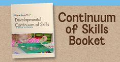 Portfolio Developmental Continuum of Skills - MOTHER GOOSE TIME