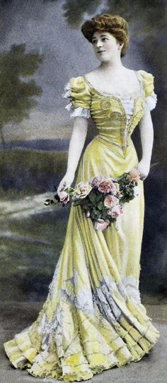 The Sum Of All Crafts: image collection-women (in yellow)