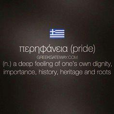 The entire Greek culture in a word Greek Memes, Greek Quotes, Greek Sayings, Latin Words, Greek Words, Ikaria Greece, Learn Greek, Greece Photography, Greek Language