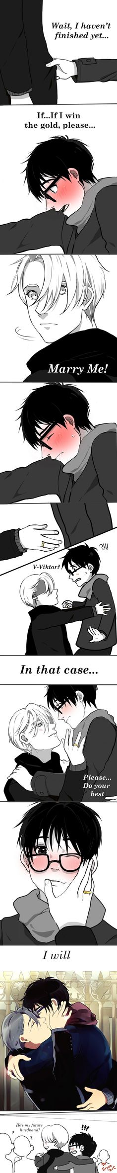 Victuuri by EryenArt on DeviantArt