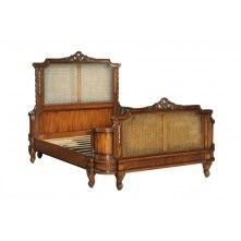 Antoinette Mahogany Bed