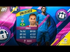 "http://www.fifa-planet.com/fifa-ultimate-team/the-rarest-card-in-fifa-17-sbc-87-jonas-unlock/ - THE RAREST CARD IN FIFA 17! (SBC 87 JONAS UNLOCK)  THE RAREST CARD IN FIFA 17! (SBC 87 JONAS UNLOCK) ►Get your Cheap MSP/PSN codes here! – https://www.g2a.com/r/bateson87 (Use cashback code ""B87"") NEW CHANNEL https://www.youtube.com/c/bateson87plus Other FIFA 17 Ultimate Team Videos FIFA 17 CONFIRMED LEGENDS?! w/ RIVALDO AND K... Cheap FIFA Coins: http://bit.l"