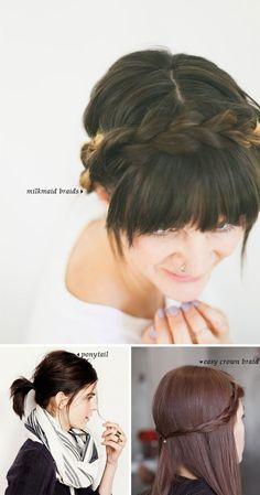 Humidity Ready Hairstyles