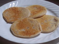 Gluten, Dairy and Egg Free Pancakes