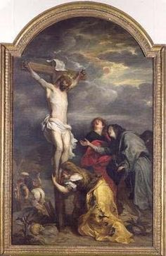 2006/12       Lille.                                     van-Dyck.  Crucifixion Lille