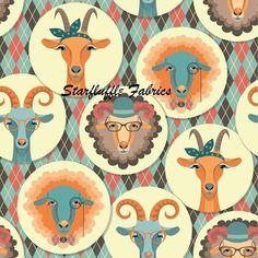 Fancy Goats