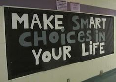 great bulletin board.  don't know who to credit but I'm going to use this.