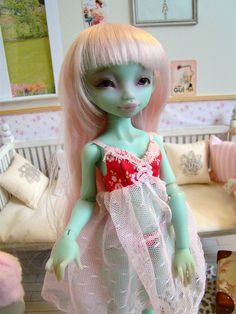 Reglisse in candy blue Skin FACEUP (PREORDER)