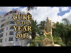 "▶ cuke.it ""CUKE OF THE YEAR 2013 - Die Preisverleihung in Cannes"" - YouTube Cannes, Broadway Shows, Music, Youtube, Movies, Movie, Musica, Musik, Films"