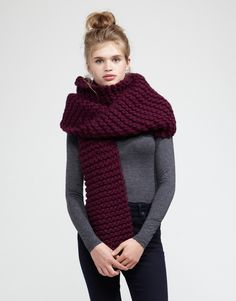 Women - Scarves & Snoods - wool and the gang