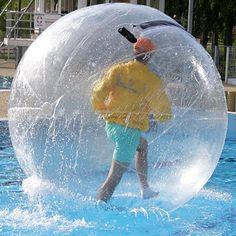 $285.00 Water Walking Ball – Walk on Water 2 Meters Diameter   Cool People Shop