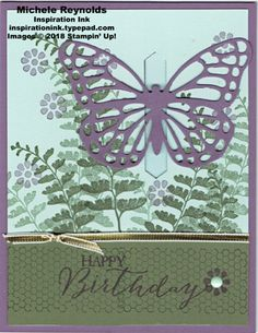 900 Retired Butterfly Basics Ideas Stampin Up Cards Handmade Butterfly Cards