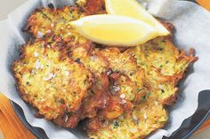 These tasty fritters will have everyone loving their vegetables.