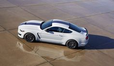 Shelby GT350 Mustang