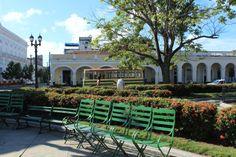 #cuba #cienfuegos #city #town #ville #parc #park #banc