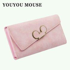 Wallets Self-Conscious Flower Print Clutch Long Wallet Card Holder Purse Handbag Wristlet Bag Leather Women Wallet 50% OFF