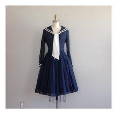 Sailor dresses <3