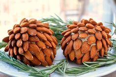 Pine cone jalapeno & pepper jack cheese balls