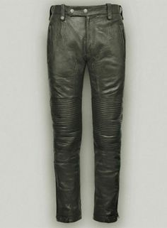 Men's Real Leather Bikers Pants Leather Quilted Knees Panels Bikers Pants by ScanzaLeatherGear on Etsy Sheep Leather, Quilted Leather, Cowhide Leather, Real Leather, Leather Men, Leather Pants, Black Leather, Motorbike Jackets, Biker Pants
