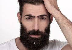Beard Jewelry - are you ready for it? Beard Jewelry, Beard Humor, Beards, Boys, Funny, Ha Ha, Senior Boys, Sons