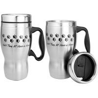 Until They All Have A Home™ Travel Mug at The Animal Rescue Site
