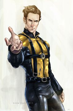 Xmen: Magneto - First Class by ~annecain