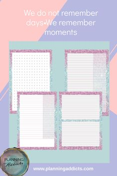 Use our templates to create an entire brand of print on demand and printable journals, workbooks, and planners. Website Names, We Remember, Printable Planner, Addiction, Dots, Glitter, In This Moment, Graphic Design, Templates