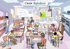Proyecto de Plan de Comunicación de centro educativo #REDucacion