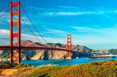 ➺ Destino: San Francisco  Sumérgete en la costa oeste de EEUU y pasea por el puente más cinematográfico del mundo #CursosdeIdiomas #LearnEnglish  Aprender idiomas, cursos de idiomas en el extranjero, learn english, learning english, english, aprender inglés, estudiar inglés en San Francisco, lengua extranjera, inglés, study abroad