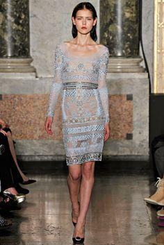 Emilio Pucci Fall 2012 Ready-to-Wear Fashion Show - Kolfinna Kristofersdottir