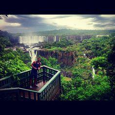 Foz do Iguacu. Brazil.
