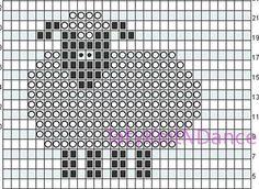 Wonderful Cost-Free knitting charts sheep Ideas Ravelry: Big Baa chart pattern by Tatyana Chambers Baby Knitting Patterns, Knitting Charts, Knitting Designs, Knitting Stitches, Free Knitting, Knitting Projects, Crochet Patterns, Knitting Ideas, Cross Stitch Charts