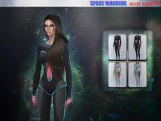 WhiteGhost's [Set] - Space Warrior