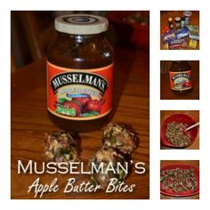 Musselman's Apple Butter Bites - Madame Deals, Inc.