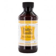 Steady Lorann Oils Butter Rum Flavor Kitchen, Dining & Bar 1 Ounce
