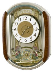 Seiko Melodies In Motion Pendulum Wall Clock Limited