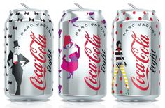 Marc Jacobs' Diet Coke Cans | Acclaim