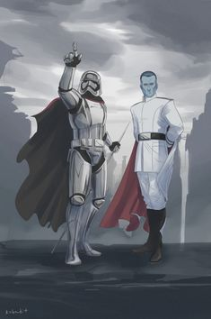 """""""Sometimes a commander's decisions must be made without regard for how they will be perceived. What matters is that the commander does what is necessary for victory."""" Another installment in the Grand Admiral Thrawn of the First Order AU series. Star Wars Rpg, Star Wars Fan Art, Star Wars Rebels, Grand Admiral Thrawn, War Novels, Star Wars Images, Star War 3, Graphic Artwork, Star Wars Characters"""