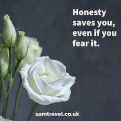 Honesty saves you,even if you fear it. #islam #muslim #islamic