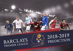 Barclay Premier League is one of the most famous Football Event and now day's going on nicely way . Barclay Premier League, Behance, Wrestling, Football, Sports, Beginning Sounds, Behavior, Lucha Libre, Hs Sports