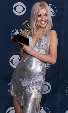 Pin for Later: Is There a Best New Artist Curse? Here's What Happened to These 24 Grammy Winners Christina Aguilera Christina Aguilera Burlesque, Christina Aguilera Dirrty, Christina Aguilera Stripped, Christina Aguilera Young, Madonna, Sarah Michelle Gellar, Celebrity Babies, Celebrity Style, 2000s Fashion