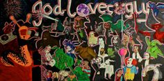#godlovesugly #atmosphere #artwork