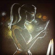 Felicity Smoak fan art - I have no idea who made this but I like it!