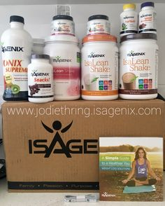 Started the Isagenix 30 Day Nutritional Cleanse today. This year is all about health & wellness (& getting my pre-baby body back)! If you'd like to feel healthier & lose weight with me, I'd love to have others to share the journey with & support each other. Only $11.55/day!  www.jodiethring.isagenix.com #isagenix #weightloss #healthandwellness #health #nutrition #eatclean #cleaneating #cleanse #transformation #isabodychallenge #inspire #helpingothers #workfromhome #fitness #newme #newyear