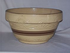 Vintage Mixing Bowl Roseville RRP Pottery 305 by HoosierPickers, $39.00