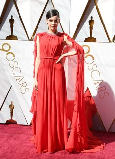 7bf9ba872840 Oscars 2018  Fashion—Live from the Red Carpet