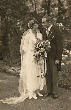 INSPIRAÇÃO: Noivas do passado, de 1900 a 1960